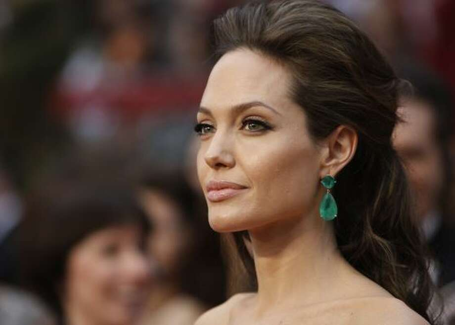 2006: Angelina Jolie Photo: Matt Sayles, AP