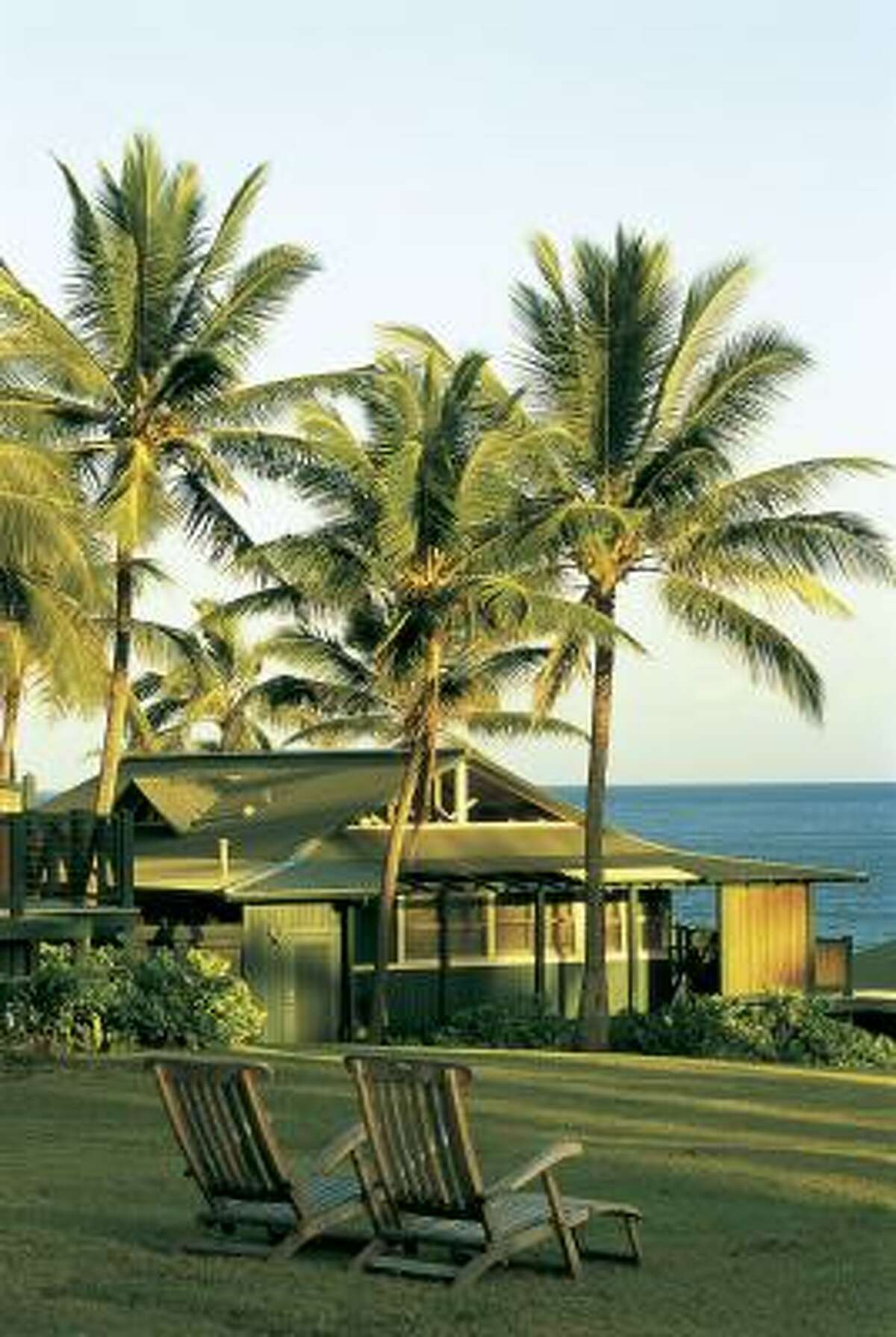 """The Sea Ranch Cottage at Hotel Hana-Maui is one of 66 cottages at the hotel. None of the cottages have TVs, clocks, radios or air conditioning, creating on """"old Hawaii"""" feel."""