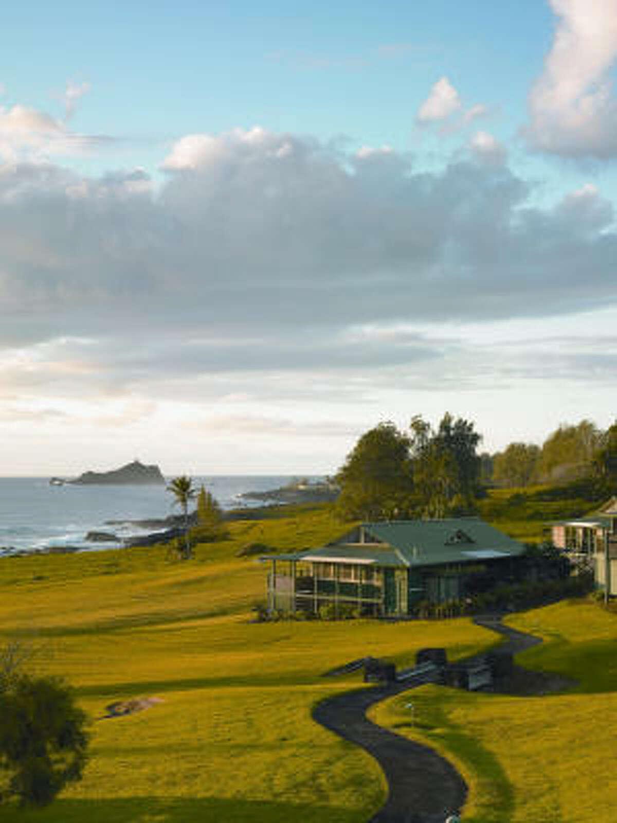 Sea Ranch Cottage at Hotel Hana-Maui.