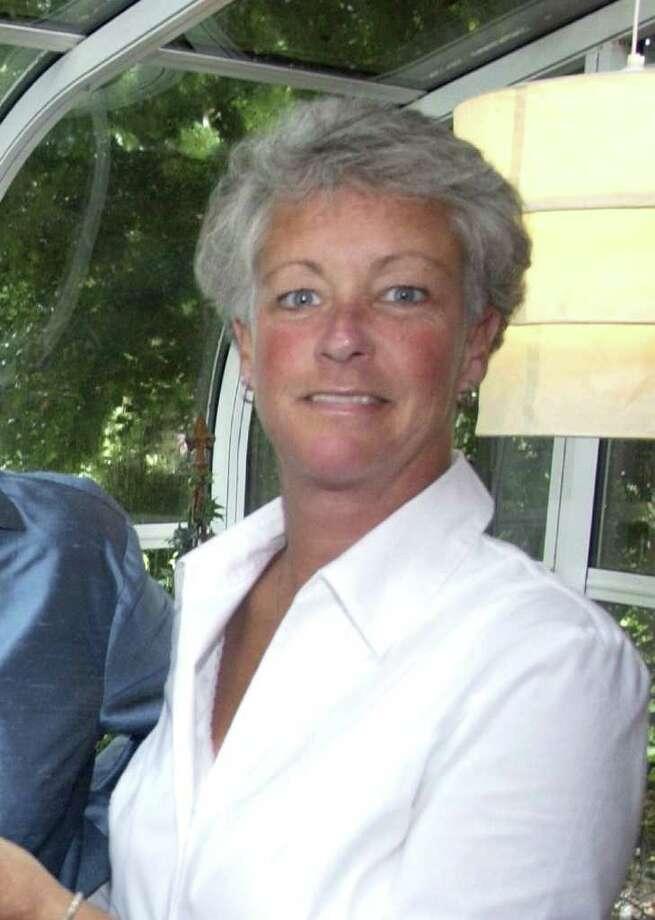 Nina Van Erk, Executive Director NYSPHSAA, Tuesday, September 3, 2003. (Newsday Photo/Karen Wiles Stabile) Photo: Karen Wiles Stabile
