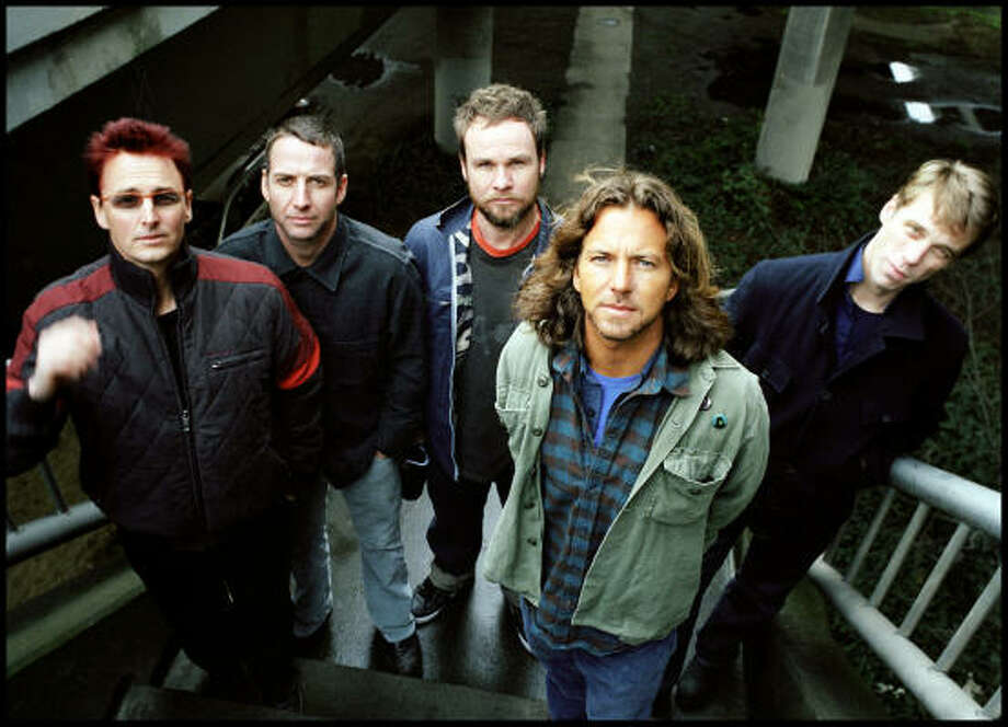 Pearl Jam Photo: Danny Clinch, J Records