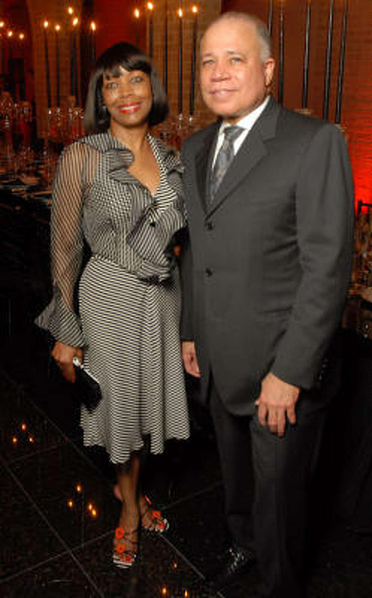 Lora and John Clemmons