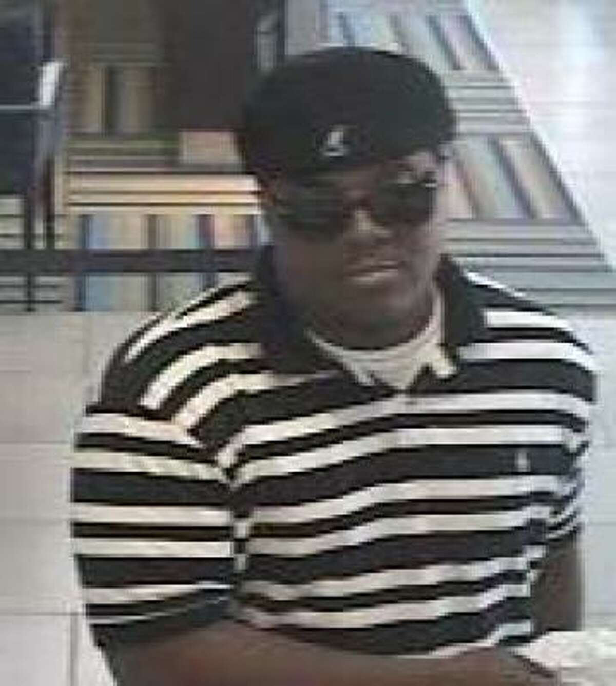BELLAIRE BOULEVARD, 2009 Authorities say this man flirted with a teller at a Wachovia branch.