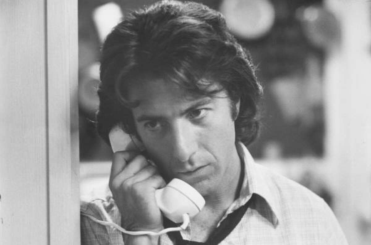 All the President's Men : With Dustin Hoffman and Robert Redford. Impressively suspenseful - even if you already know how it all turns out - and persuasively detailed. The scene in which Bernstein cajoles info from a very reluctant informant (Jane Alexander) is worth studying by would-be journalists as an object lesson in interviewing technique.