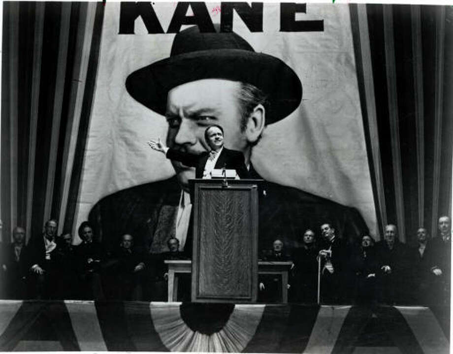 49) Citizen KaneReleased: 1941IMDb Rating: 8.4 Photo: Unknown