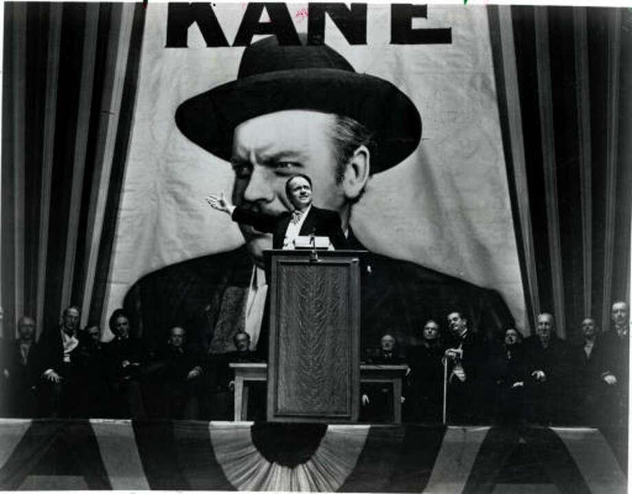 49) Citizen KaneReleased: 1941IMDb Rating: 8.4 Photo: Unknown