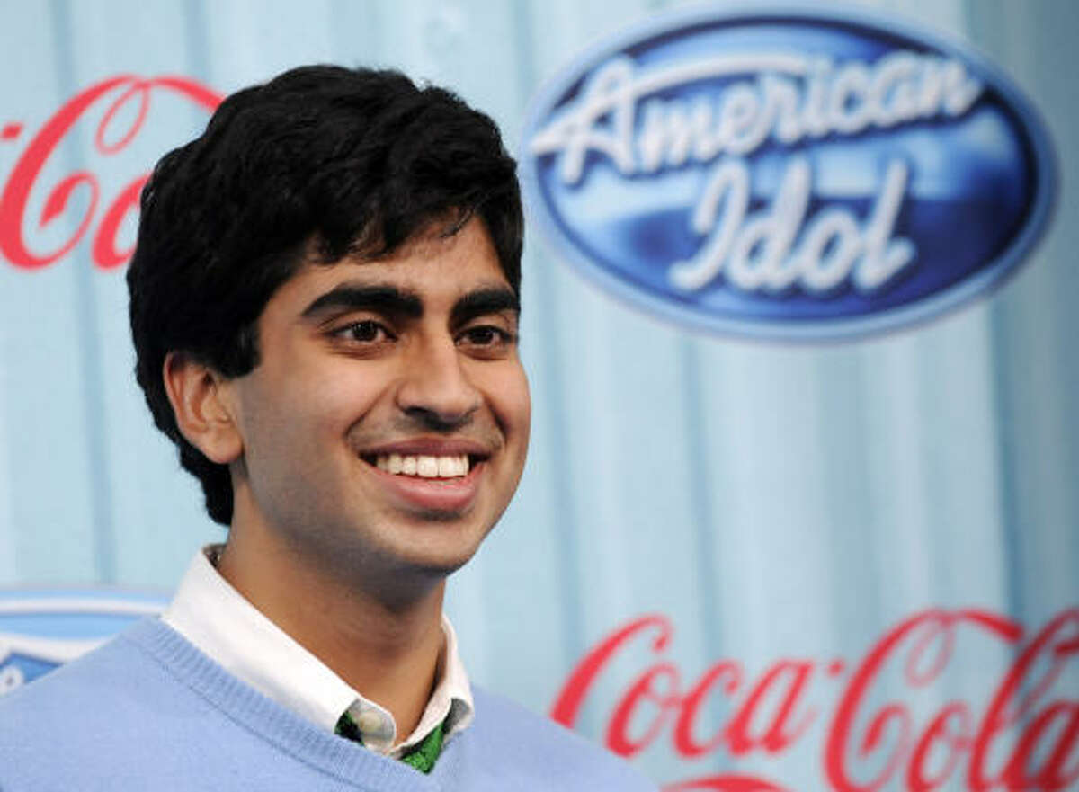 Finalist Anoop Desai of Chapel Hill, N.C.