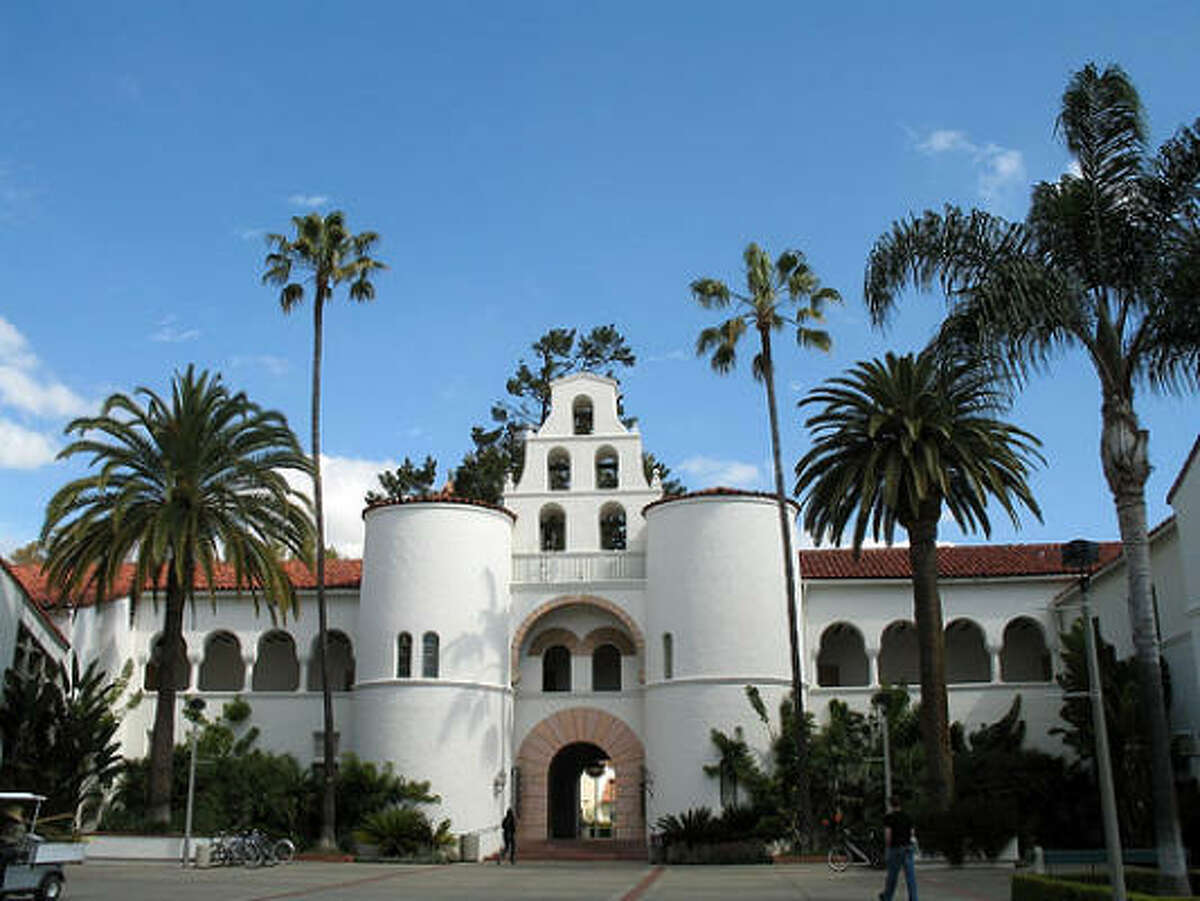 Playboy's list No. 3: San Diego State University where the unofficial motto is