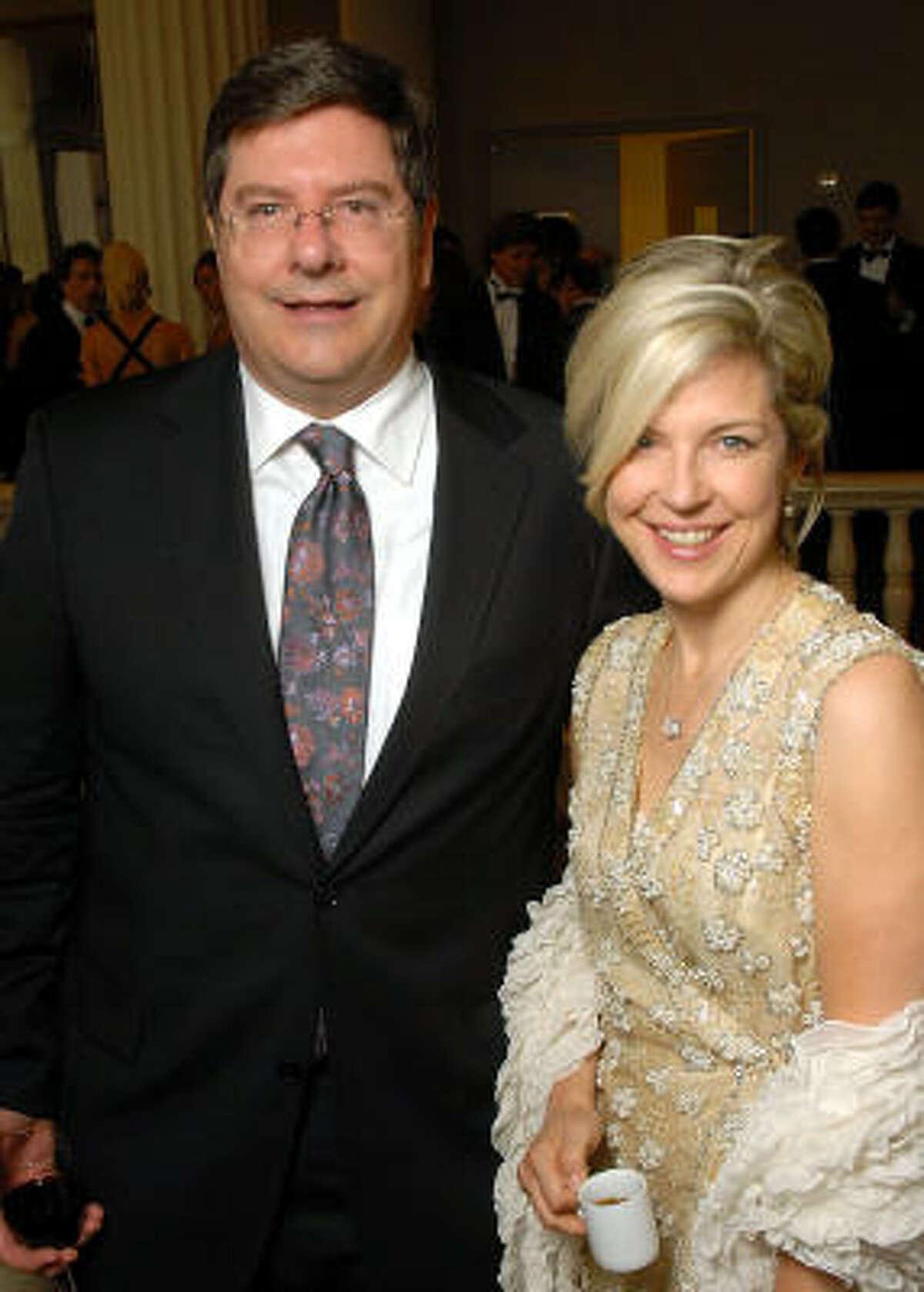 John Giesler and Kristy Stubbs