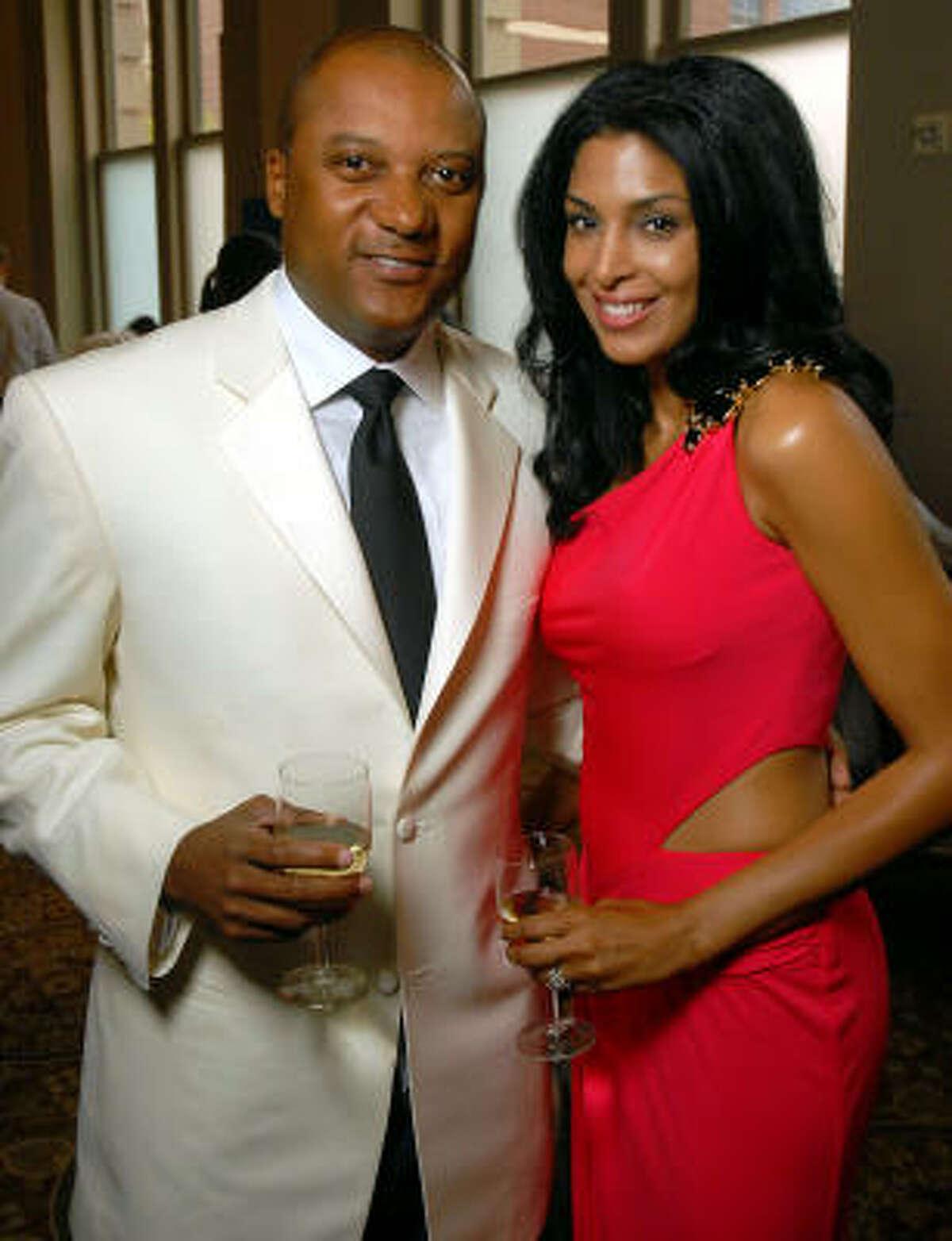 Darryl and Ursaline Hamilton