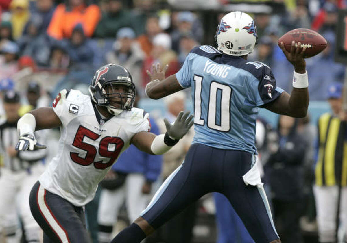THE BESTMLB DeMeco Ryans, 2006, 2nd round, 33rd overall pick Under Gary Kubiak, the Texans were switched from a 3-4 to a 4-3. Ryans spent a short time on the outside before they realized he was a natural in the middle and moved him inside.