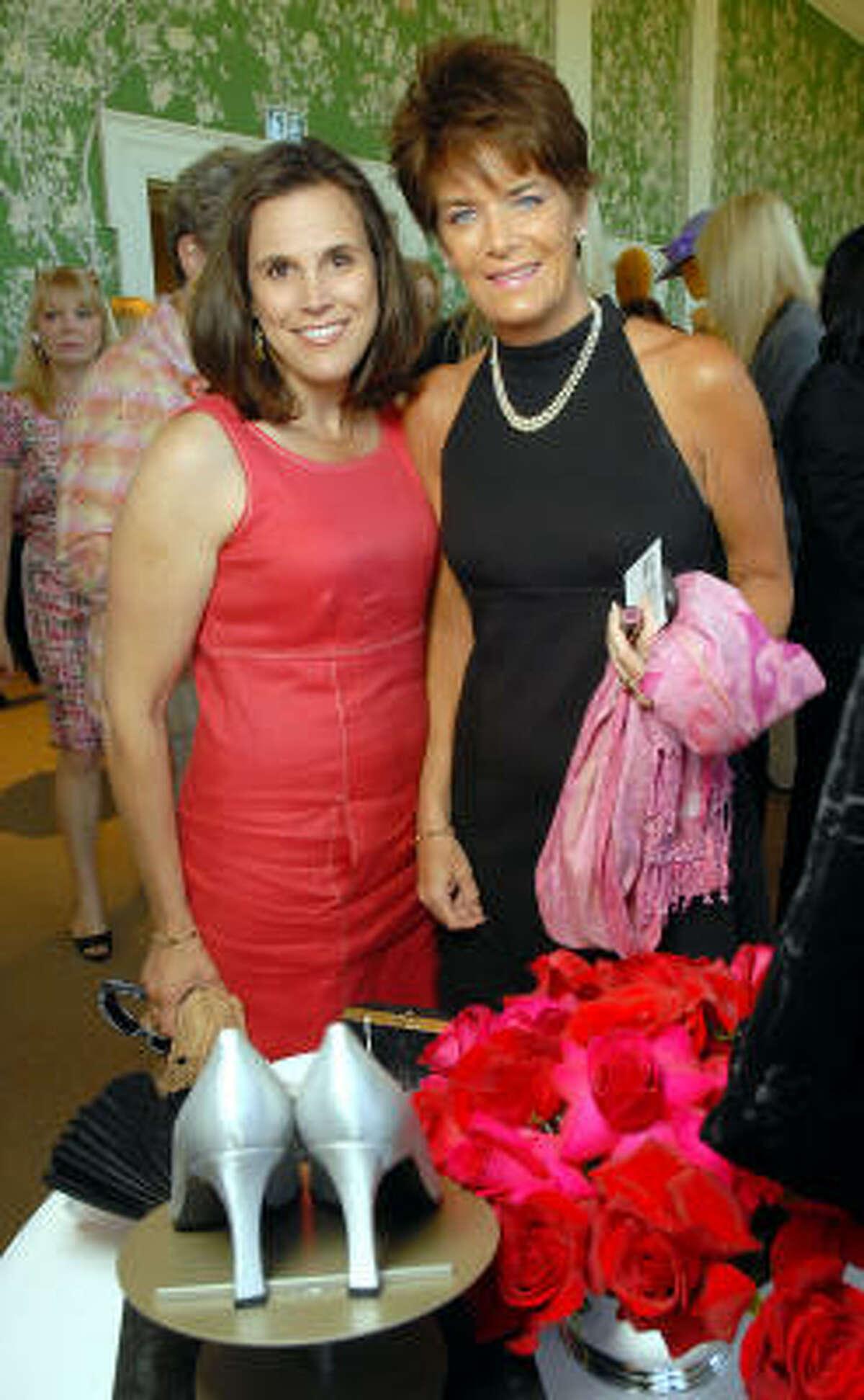 Beth Black and Nancy Smidt