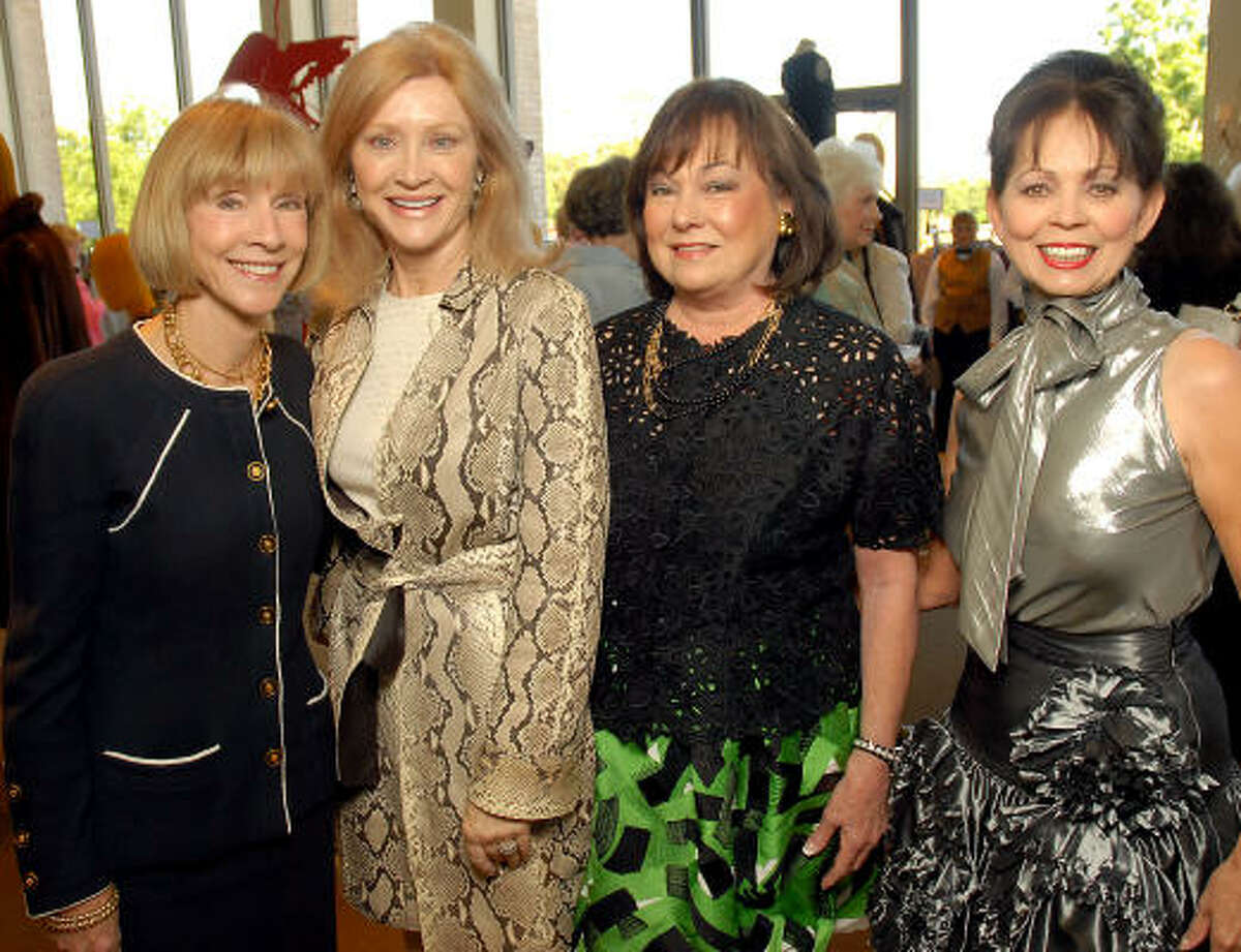 Judy Elias, Astrid Van Dyke, Rose Cullen and Danielle Ellis
