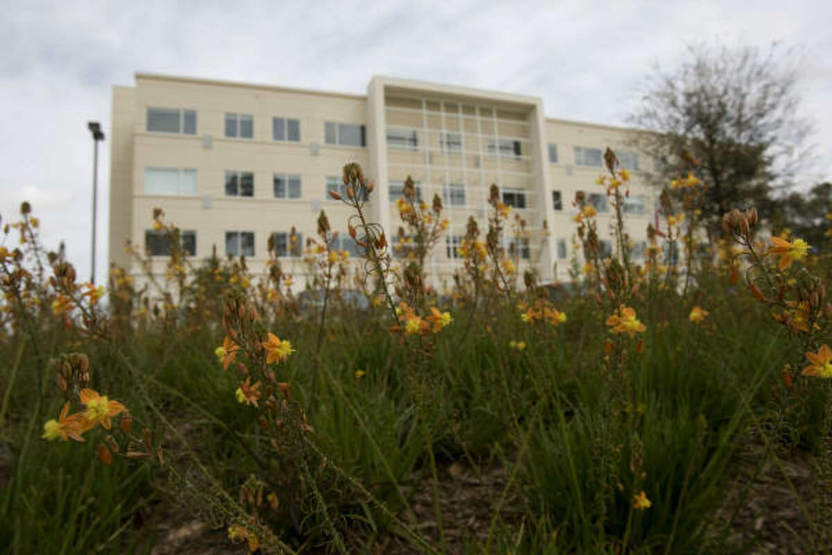 The Element is one of the first hotels to apply to receive the U.S. Green Building Council's LEED Certification.