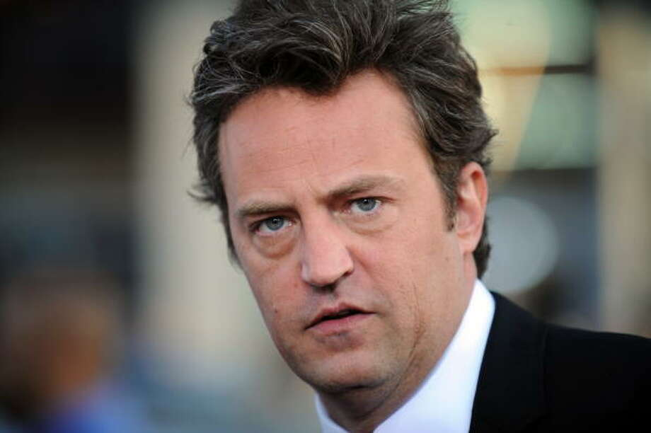 In 17 Again Matthew perry tells a mysterious high school janitor that he wants a life do-over. And the next thing you know... Photo: GABRIEL BOUYS, AFP/Getty Images