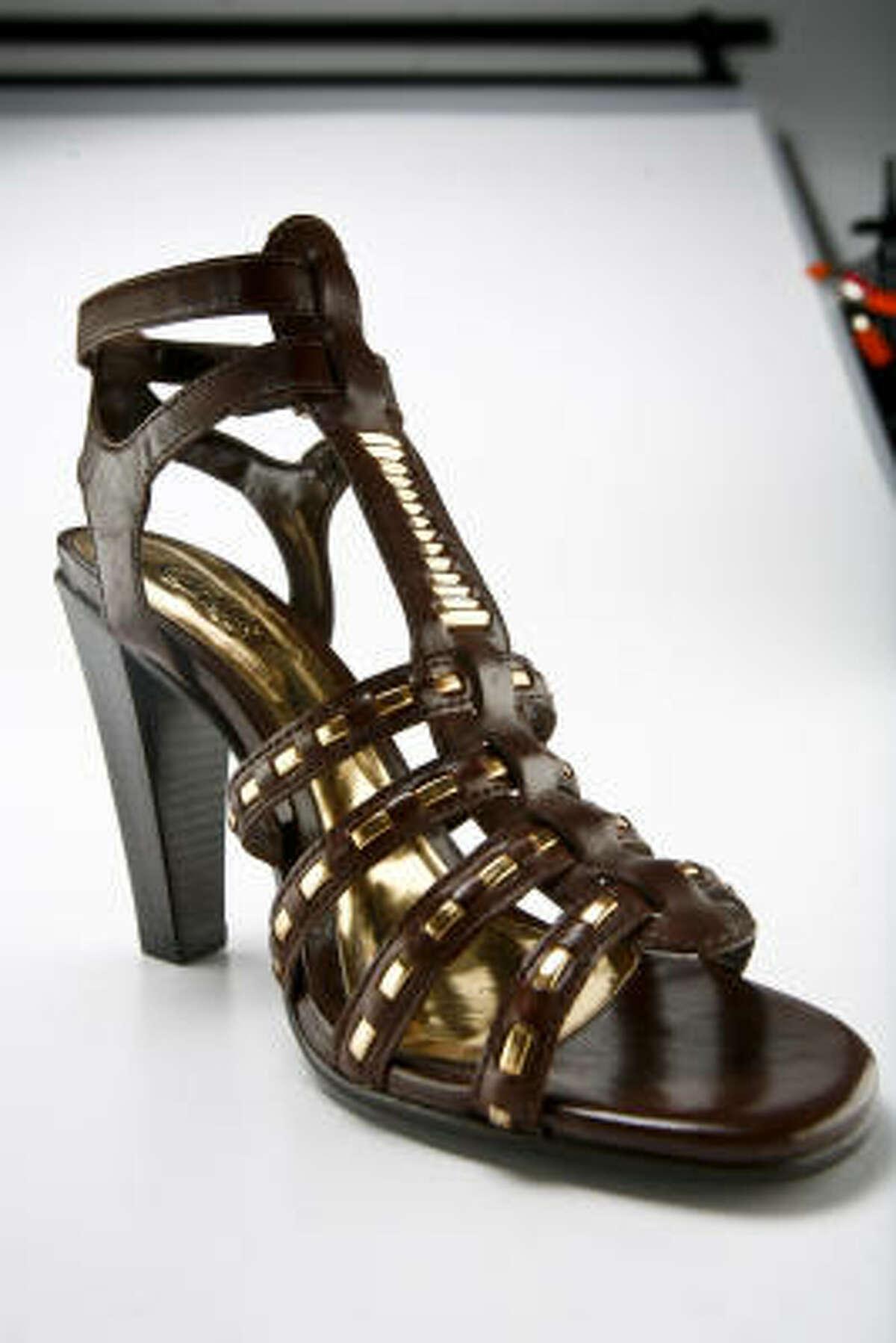 Carlos Santana brown sandal, $69.30 (sale), Macy's