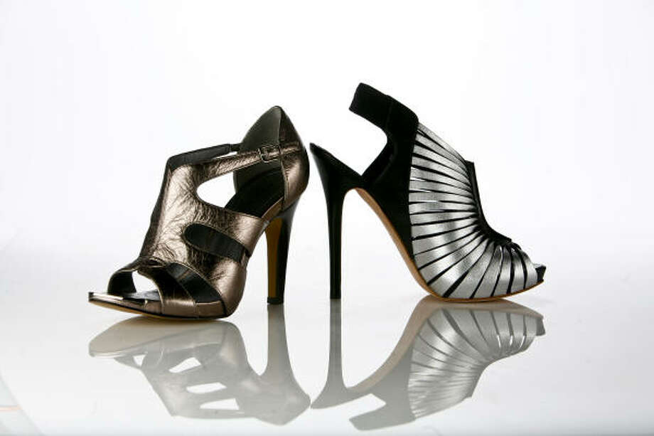 2438f646fc46 Strappy sandals - Houston Chronicle