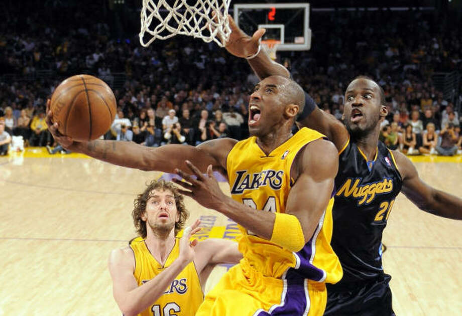1. Los Angeles Lakers (64-17) With one game to play, the Lakers hold a 10.5-game lead in the Western Conference and a 19.5-game lead in the Pacific Division. Photo: Mark J. Terrill, AP