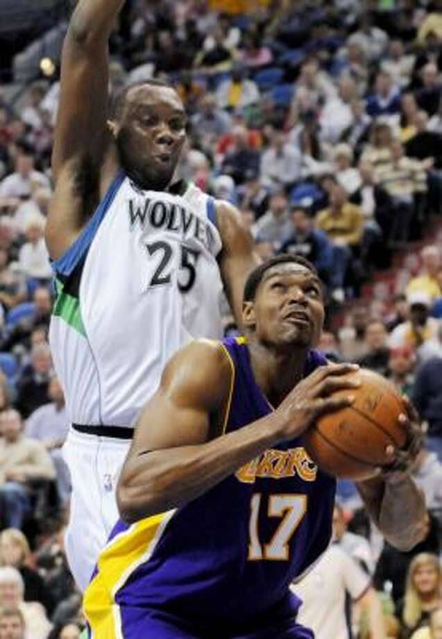 1 - LOS ANGELES LAKERS - (Last rank: 2) - 62-16 -They are just about ready to get serious. How long will it take before Bynum is ready to contribute as he was before he injured his knee? Photo: Jim Mone, AP
