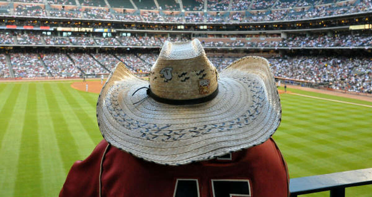 The Caballitos make sure to show up for every game.