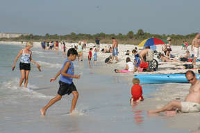 Caladesi Island is ranked the No. 1 coastal beach in the United States. Reachable only by ferry, it's near Clearwater, Fla.