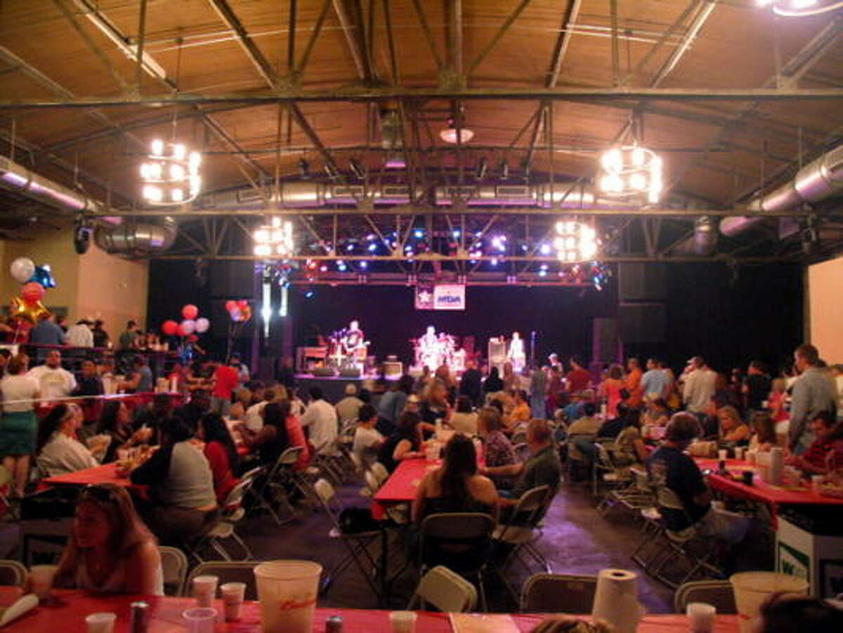 6th Annual MDA Crawfish Boil and Music Festival benefiting the Muscular Dystrophy Association held at Warehouse Live.