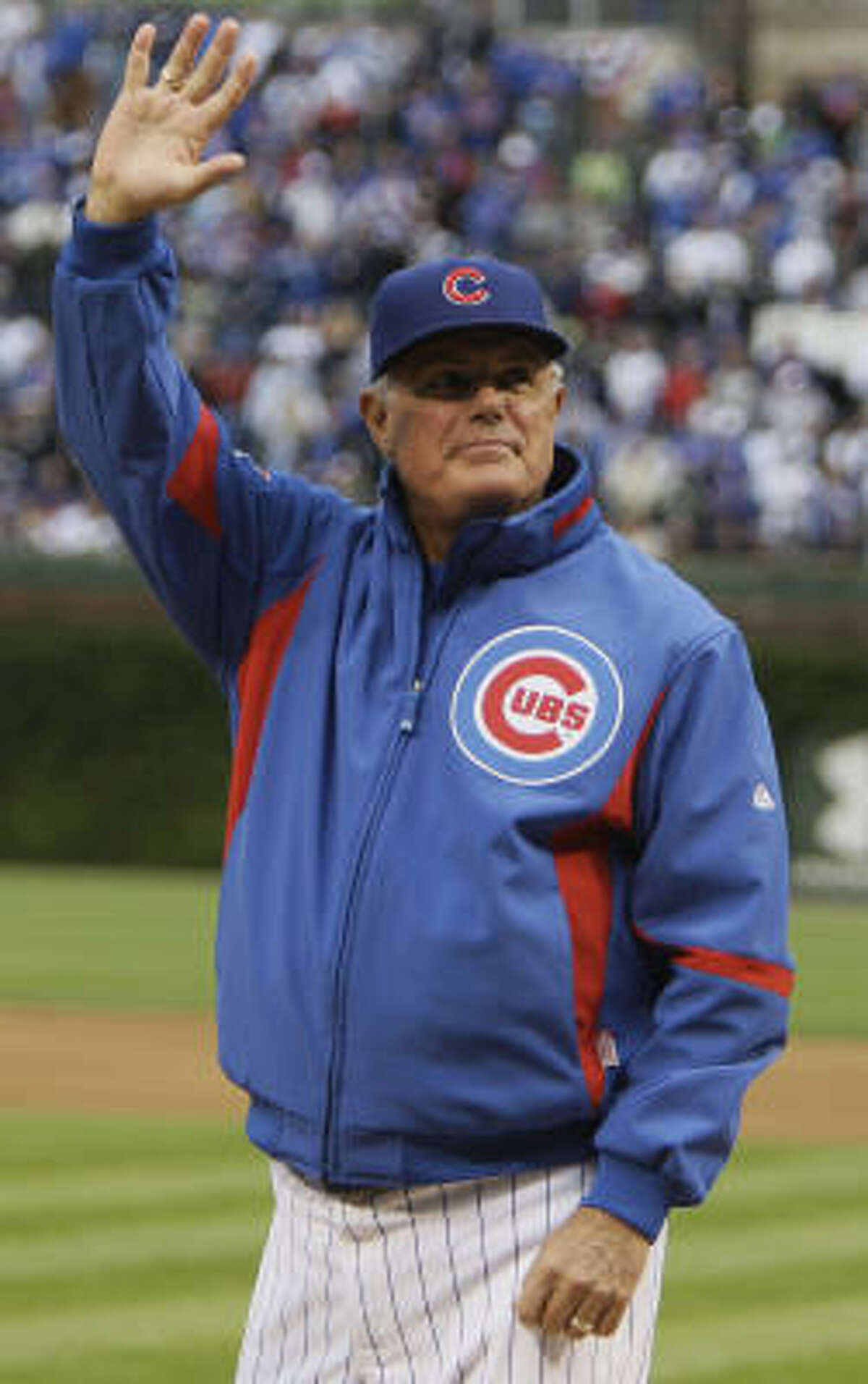 April 6 The season officially begins as the Astros host Lou Pinella's Cubs on Opening Day at Minute Maid Park.