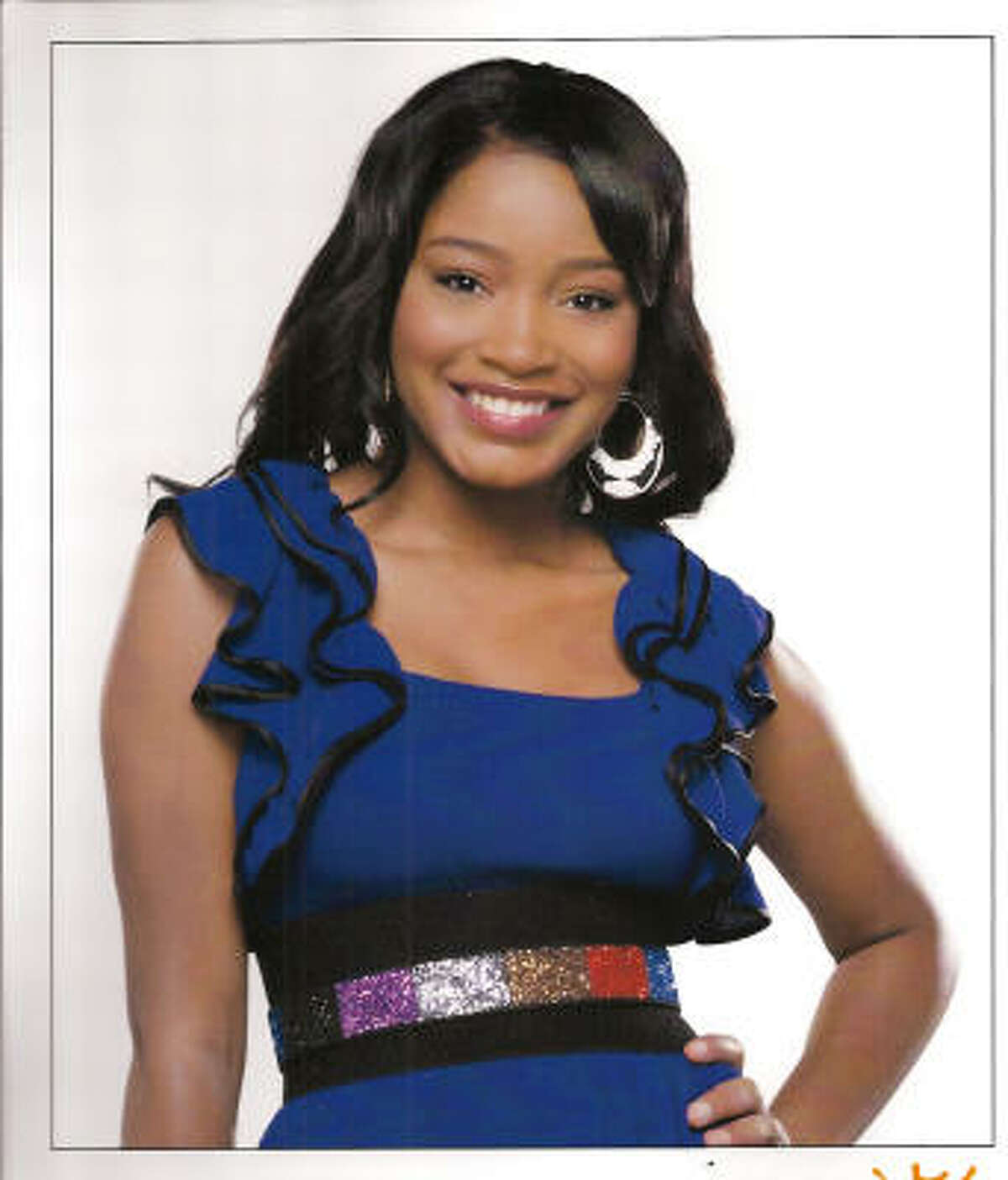 Keke Palmer, star of True Jackson, VP on Nickelodeon, will be a guest at this year's Houston Children's Festival.