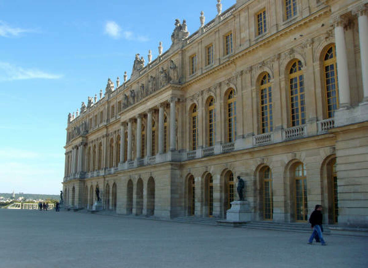 Early years The most famous queen to reside at Versailles (pictured) was born on Nov. 2, 1755 in Vienna as Maria Antonia, the 15th child of the Holy Roman Emperor Francis I and the Habsburg empress Maria Theresa.
