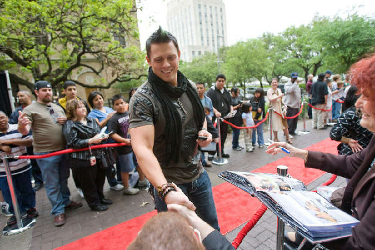 Mike Mizanin, also known as The Miz, got his start as a Real World cast member.