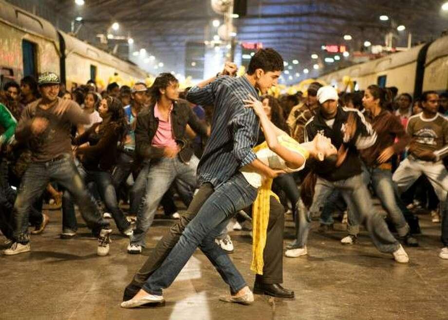 Slumdog Millionaire Photo: AP