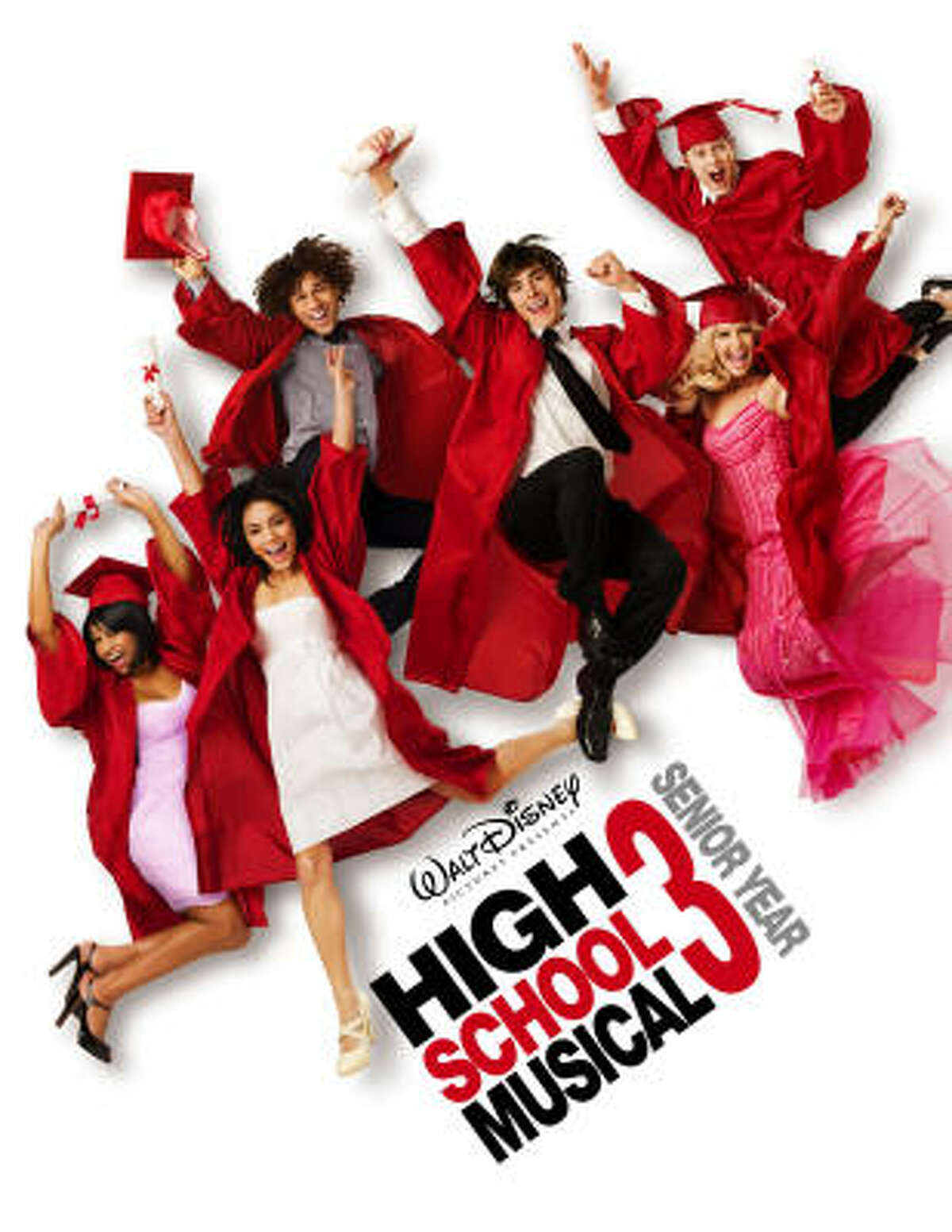 High School Musical : First film: High School Musical (2006) Stars: Zac Efron, Vanessa Hudgens, Corbin Bleu Latest: High School Musical 3 (2008) Stars: Zac Efron, Vanessa Hudgens, Corbin Bleu Why it won't die: There's a lot of people out there who'd rather see teens work out their angst with dancing and singing than with more the more conventional sex, drinking and rebellion. Up next: High School Musical 4: HSM3 features sophomores who will soon be upperclassmen.