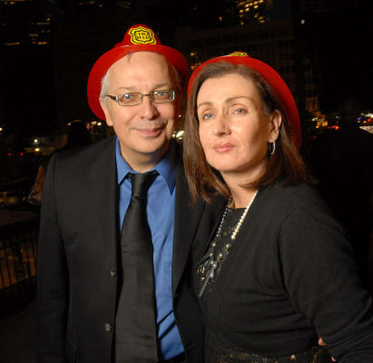 Don and Linda Darke
