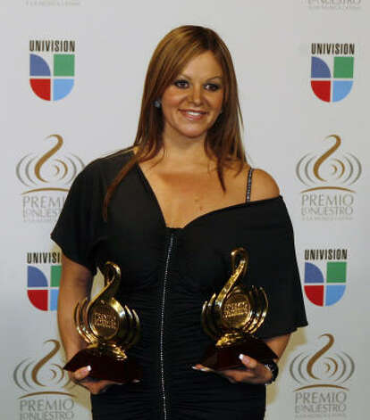 Jenni Rivera. Photo: WILFREDO LEE, AP