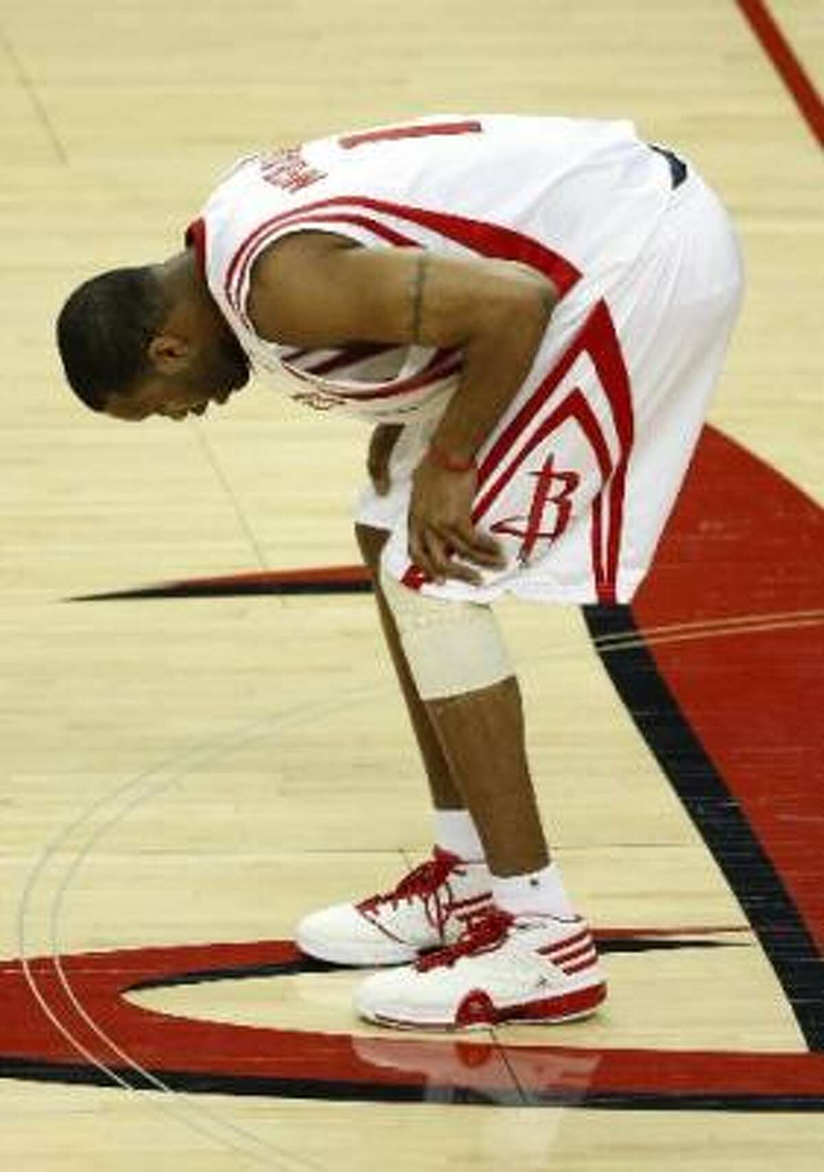 No. 1: Tracy McGrady, Rockets. Annual salary: $21,126,874.