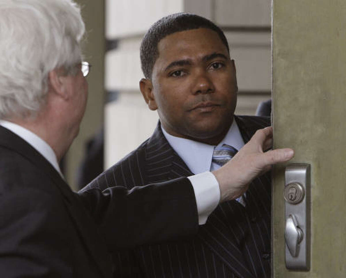 The sentence was expected after U.S. Attorney Jeffrey Taylor submitted a 10-page memo urging no jail time.