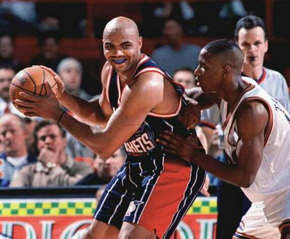 Charles Barkley, forward. With Rockets: 1996–2000. The case for: Barkley finished his career with 23,757 points, 12,546 rebounds and 4,215 assists. Photo: DAVID ZALUBOWSKI, AP