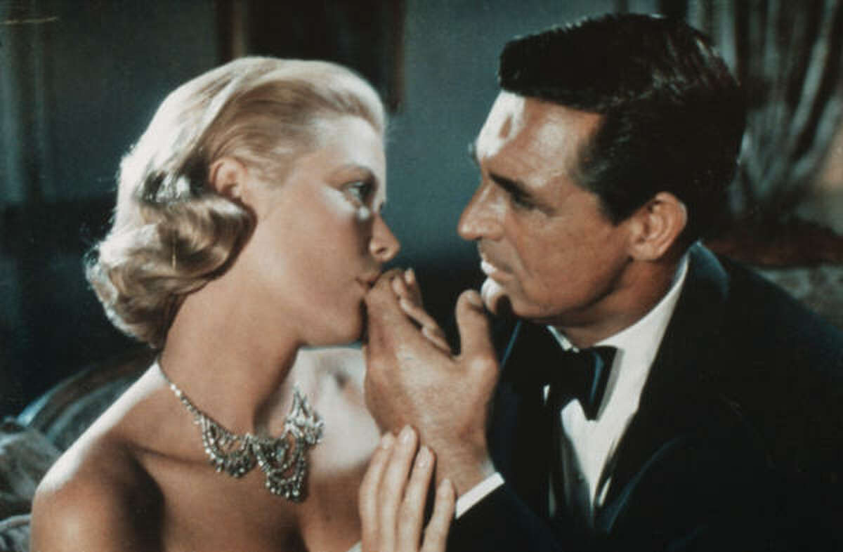 To Catch a Thief : A retired cat burglar (Cary Grant) dallies with a spoiled heiress (Grace Kelly) on the Cote d'Azur in a new transfer of the Alfred Hitchcock classic.