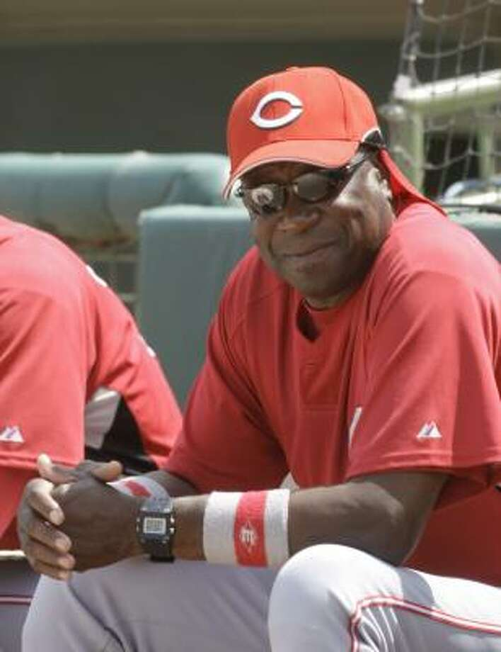 Cincinnati Reds manager Dusty Baker is ready for the postseason. Photo: Rob Carr, AP