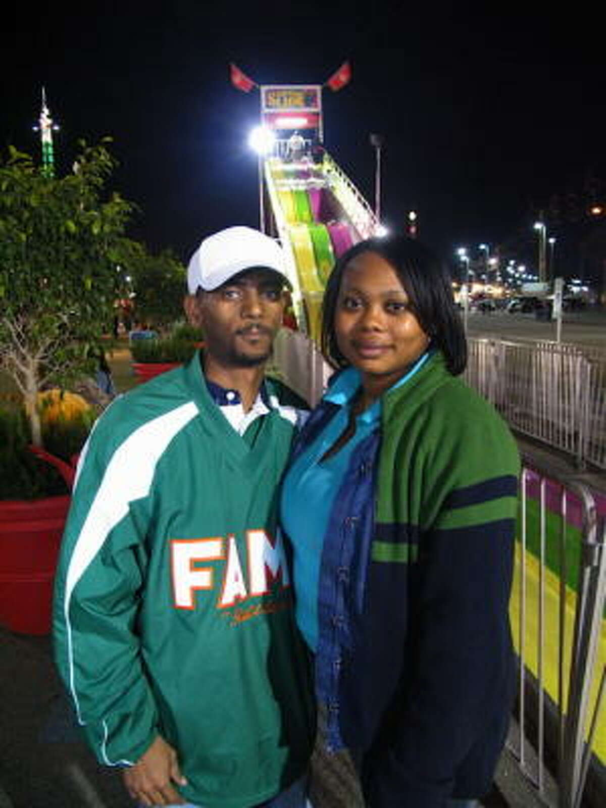 Gregory and Lylonda Pettway