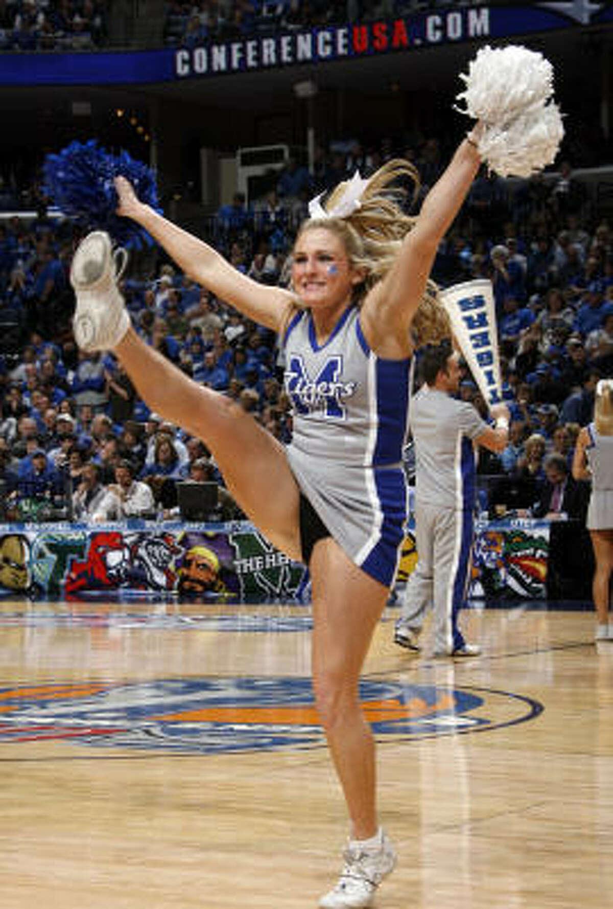 Which school : Memphis. Tournament: C-USA. Where: Memphis, Tenn.