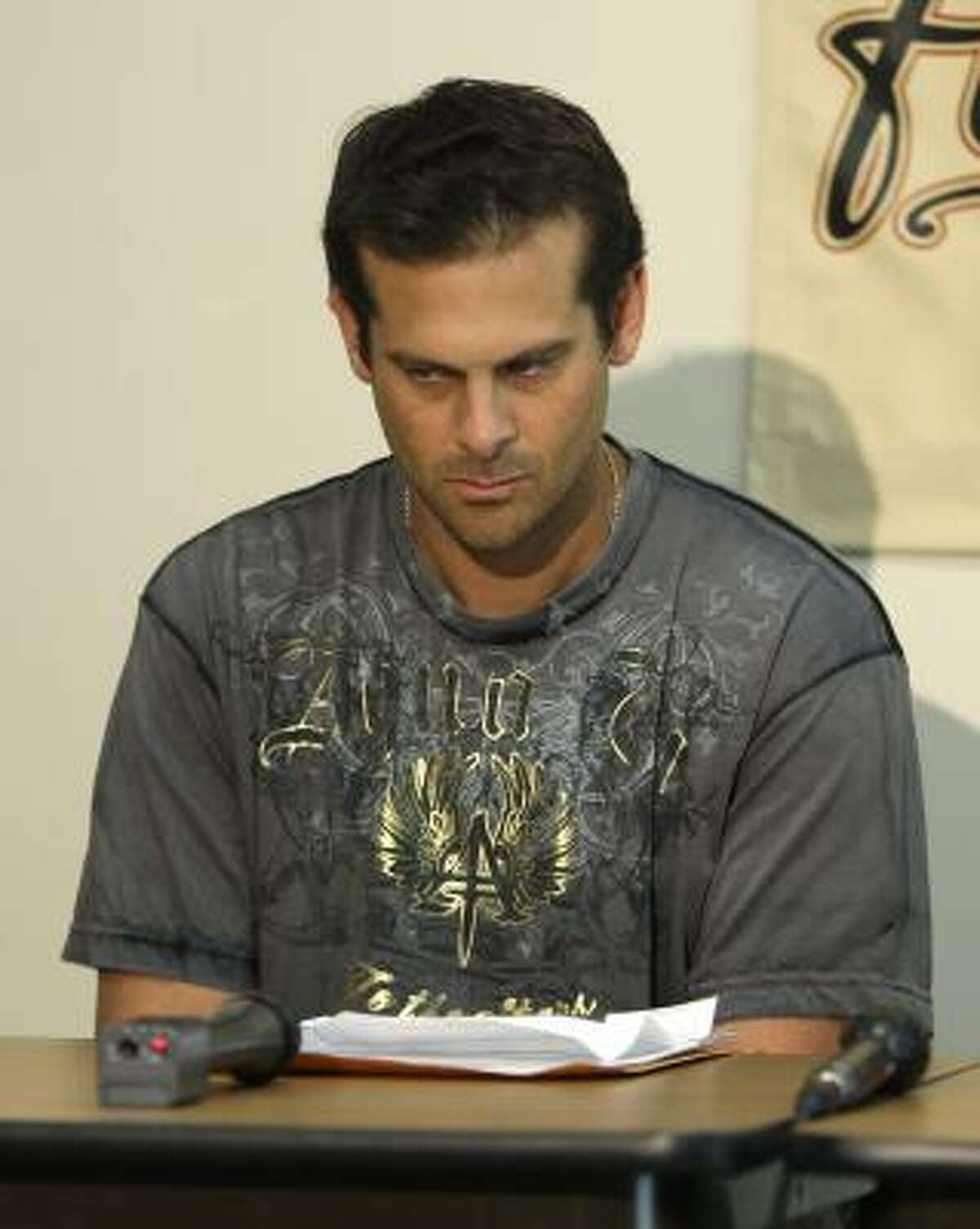 The Astros' day started with a news conference where Aaron Boone announced his need to undergo open heart surgery.