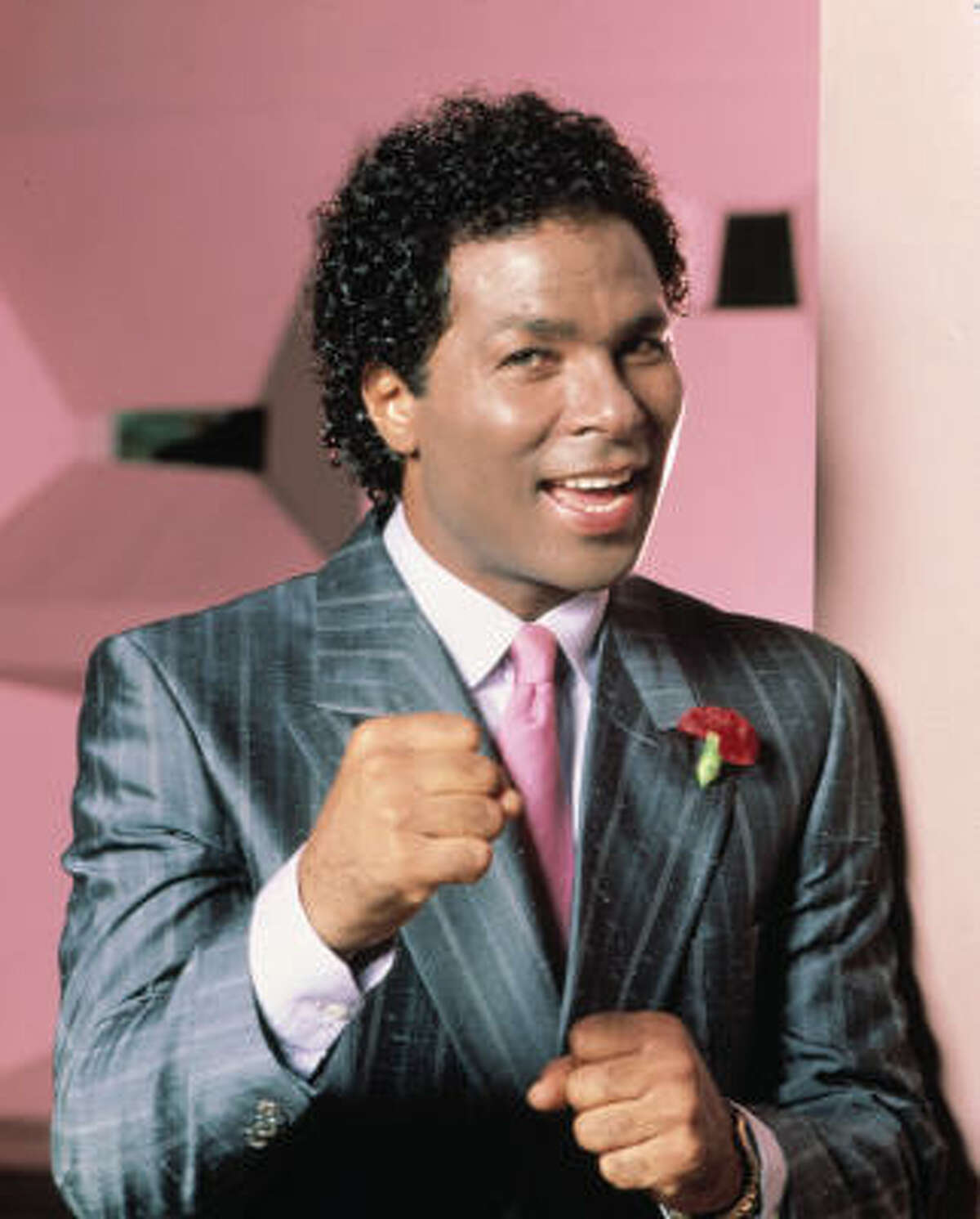 In the 1980s, Philip Michael Thomas made the ladies swoon weekly starring in the hit TV series Miami Vice.