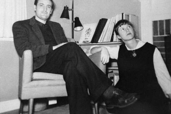 Ted Hughes:  Hughes was the one-time husband of Sylvia Plath and the Poet Laureate of England from 1984 until his death in 1998.
