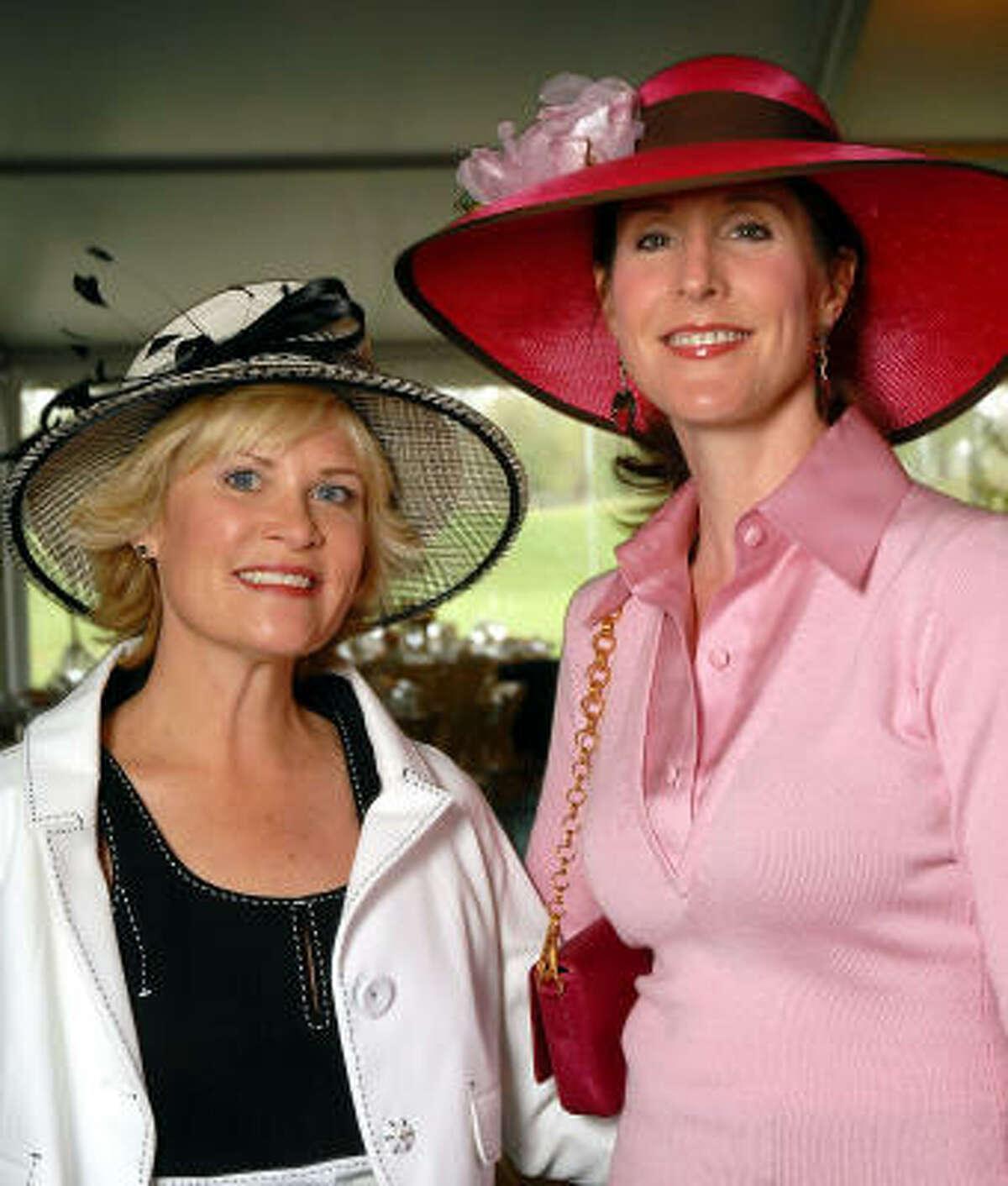 Chairs Kelli Blanton and Phoebe Tudor