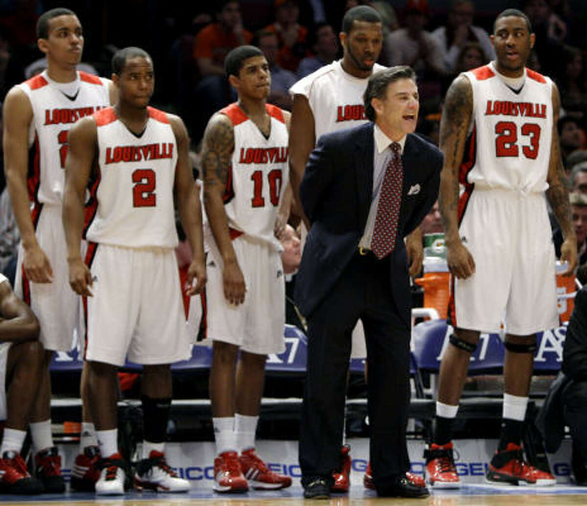 Team: Louisville (27-5) Conference: Big East