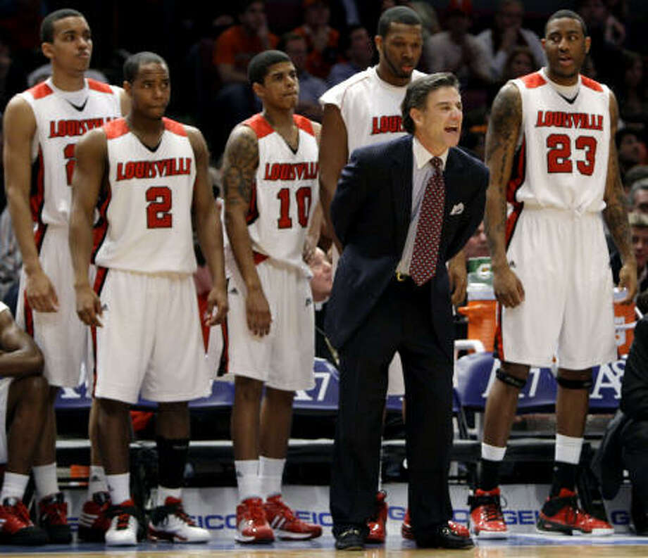 Team:Louisville (27-5) Conference: Big East Photo: Julie Jacobson, AP
