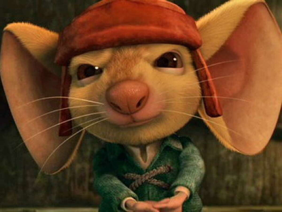 The Tale of Despereaux features the voices of Matthew Broderick, Dustin Hoffman and Emma Watson. The story of the large-eared mouse who falls in love with a human princess is scheduled to hit theaters Dec. 19.