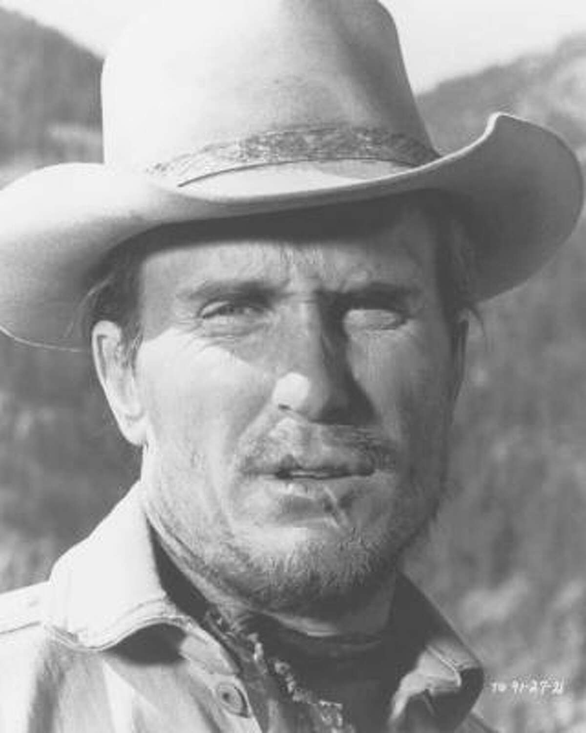 9. Robert Duvall: He's starred in only four westerns, two of them mini-series, but he and Kevin Costner are the only ones who still seem interested in the genre. Duvall exudes authentic western grit. Before Lonesome Dove, Geronimo, Open Range and Broken Trail, he was a creepy baddie in True Grit, above.