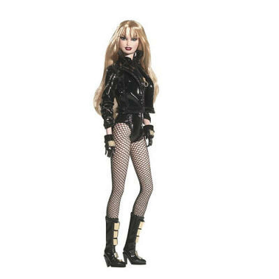 The Black Canary Barbie doll, based on a comic book character, has been dubbed the S&M doll by some conservative Christian groups.